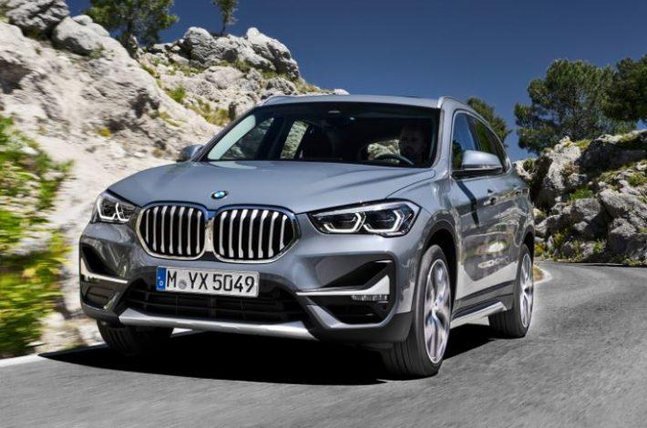 Auto dla biznesmena – BMW X1