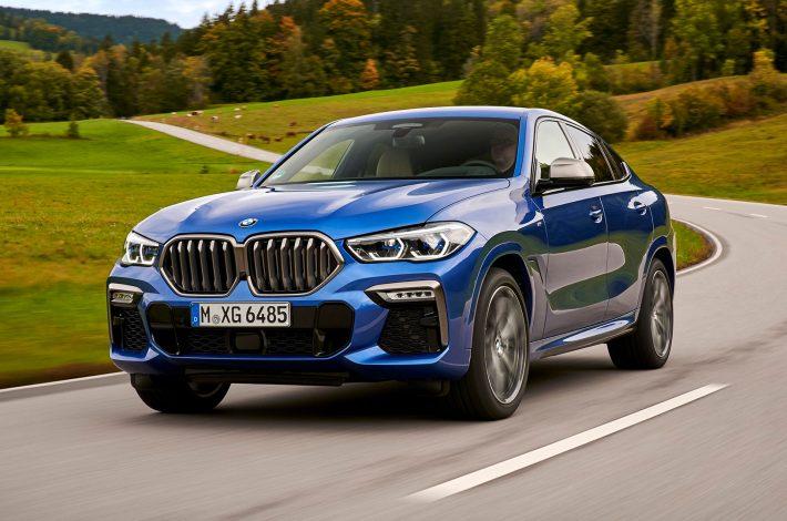 BMW x6 leasing – czy to się opłaca?